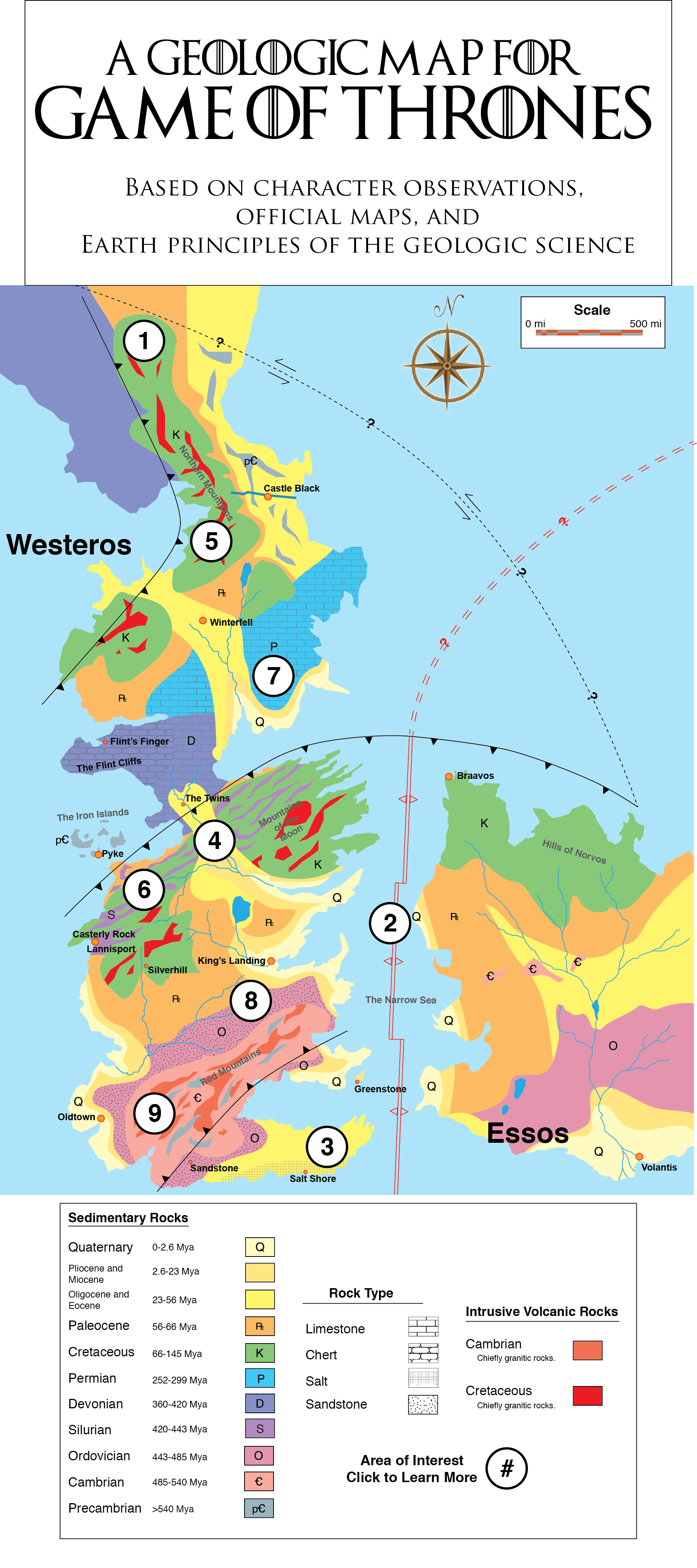 The Geology of Game of Thrones | Miles Traer on sons of anarchy, fire and blood, gendry map, the kingsroad, themes in a song of ice and fire, a game of thrones collectible card game, clash of kings map, justified map, dallas map, a storm of swords map, valyria map, the prince of winterfell, world map, downton abbey map, star trek map, jericho map, a storm of swords, lord snow, camelot map, guild wars 2 map, spooksville map, winter is coming, walking dead map, a clash of kings, narnia map, a game of thrones, jersey shore map, winterfell map, bloodline map, a game of thrones: genesis, works based on a song of ice and fire, game of thrones - season 1, the pointy end, a golden crown, got map, game of thrones - season 2, tales of dunk and egg, qarth map,